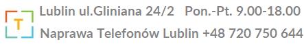 Naprawa Telefonów Tabletów Smartphone czytników Ebook Nawigacji GPS Lublin ul.Gliniana 24/2 Wszystkie nazwy, znaki firmowe i loga są własnością ich właścicieli,użyto ich celach informacyjnych.